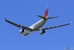 「良い空~」 Philippines A330 RP-C8785 Takeoff