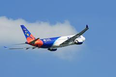 「はれー」 Air Calin A330-202 F-OHSE Takeoff