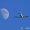 「 中秋の名月」には....少し早い...月への旅!!!