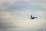 「☁」 イベリア航空 ☮長~い  ☮ベイパー
