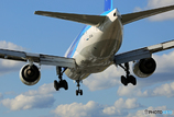 ☮伊丹空港に行って来ました・☮良い雲+オール・ゼブラゾーン