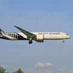 「そらー」 Air New Zealand B787-9 ZK-NZD
