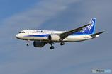 「良い天気」 ANA A320neo 271N JA211A Takeoff
