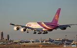 「良い天気」 Thai A380-841 HS-TUA Landing