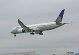 UNITED 737-800 N33294シミタールウイングレット