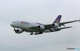 「☁」 Thai A380-841 HS-TUB 着陸