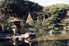 旧古河庭園にて