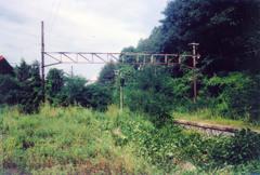島々駅(1987年)