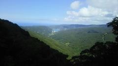 大和浜方向を望む
