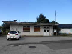 旧正院駅駅舎