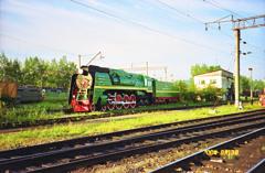 П36型蒸気機関車