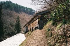 鮭立の磨崖仏