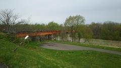 札沼線の橋梁
