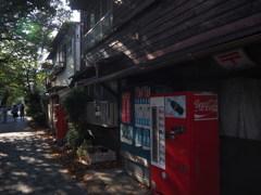 昭和の香り 鎌倉の街並み