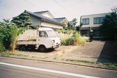 2台の廃車