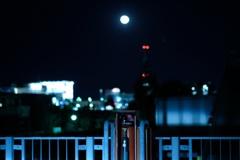 2017年の12月の夜
