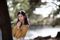 モデル撮影会~春光