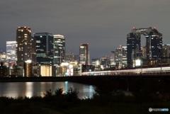十三大橋の夜景✨
