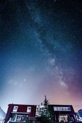 星に願いを込めて。