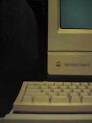 Macintosh Classic II 1 2009 HDC-303X