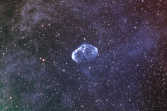 NGC6888 SAO合成法