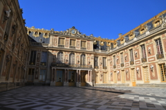 ヴェルサイユ宮殿 大理石