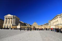ヴェルサイユ宮殿 正門