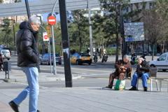 バルセロナの日常