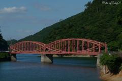 Lenticular Truss Bridges in Japan