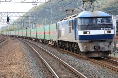 貨物列車「福山レールエクスプレス」
