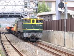 EF65-1000番台