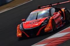 Super GT Okayama Pre-season test in Mar