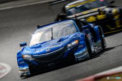 Super GT 2018 Okayama Pre-season test