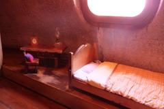 小さな寝室