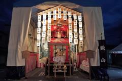 京都 亀岡祭 宵々山