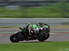 Kawasaki Team GREEN #11