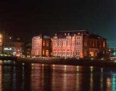 旧門司税関夜景