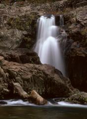 三段峡三ツ滝