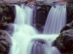 三段峡三段滝