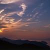 瀬戸内海の朝日