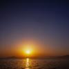 能美島の夕日