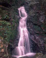 長門峡白糸の滝