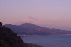 富士山 さった峠