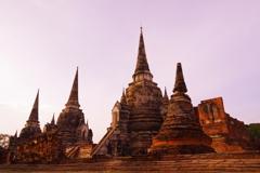 ワット・プラ・シー・サンペット寺院