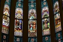 教会 ステンドガラス
