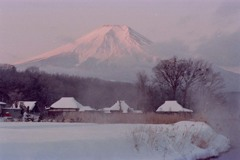 忍野村風景1