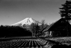忍野村風景2