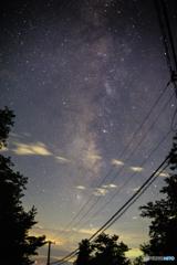 お盆休み思い出 星狩り(欲しがり)