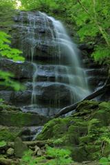 奥入瀬 九段の滝