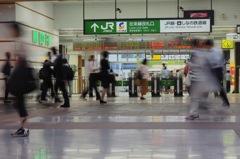 長野駅 改札